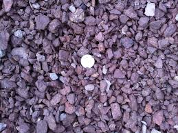 garden landscaping rocks red stone at lowes red lava rock for