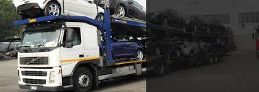 camion porta auto la bisarca trasporto internazionale autovetture