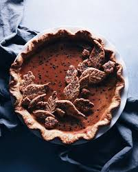 black sesame pumpkin pie joscelyn abreu
