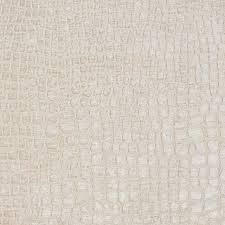 ivory upholstery fabric cream alligator print shiny woven velvet upholstery fabric by the