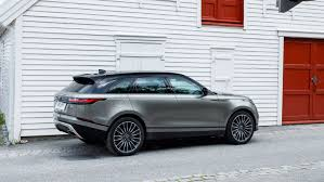 jeep range rover 2018 range rover velar first edition p380 2018 review by car magazine