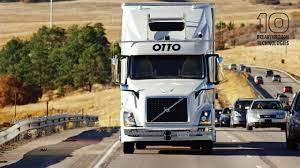 volvo trucks introducing the volvo concept truck featuring a self driving trucks 10 breakthrough technologies 2017 mit