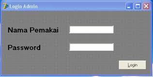 membuat form login dengan ms access 2007 cara membuat form login dengan delphi 7 langkah catatanku