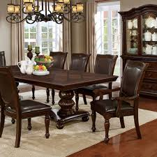alpena traditional dining table