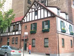 tudor style buildings in new york city ephemeral new york