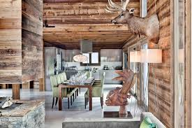 oak chalet in combloux the french alps