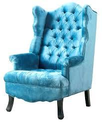 Velvet Wingback Chair Design Ideas Blue Velvet Wing Back Chair Chair Design Ideas Blue Chair Blue