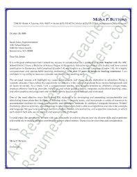 Sample Resume Cover Letter For Teachers Esl English As A Second Language Teacher Cover Letter Sample