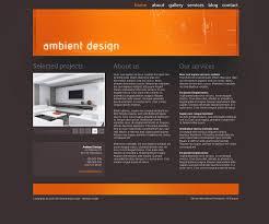 interior design website layout by malkowitch on deviantart