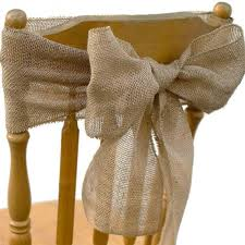 Chair Sashes For Weddings The 25 Best Burlap Chair Sashes Ideas On Pinterest Hessian