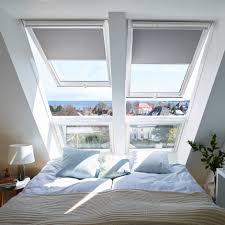 Schlafzimmer Verdunkeln Velux Quartett Licht Luft U0026 Ausblick Unterm Dach