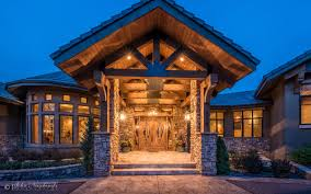 architectural photography luxury home colorado springs