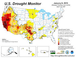 california drought map january 2016 u s drought monitor animations
