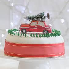 6 Christmas Cake Ideas Merry Christmas