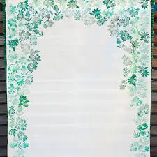 wedding backdrop images sted fabric wedding backdrop martha stewart weddings