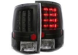dodge ram led tail lights anzo dodge ram l e d tail lights autotrucktoys com