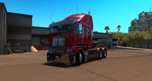 kenworth cabover trucks kenworth k200 ats truck sn4k3r edit american truck simulator mod