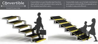 sedie per disabili per scendere scale saliscendi scale per disabili convertible 盪 scale per disabili