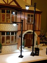 jocelyn s mountfield dollhouse l post made using