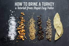 turkey brine container how to brine a turkey or chicken stupid easy paleo