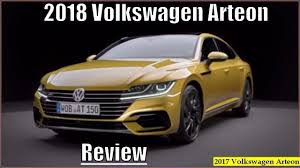 volkswagen sedan 2018 volkswagen arteon 2018 luxury sedan features interior exterior