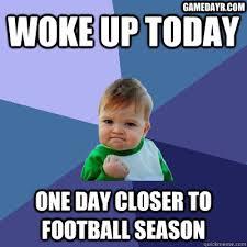 Football Season Meme - 4 awesome sports bars in pb to watch football visitpb com