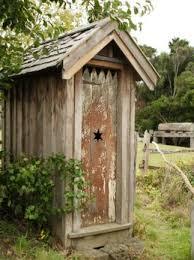 outhouse bathroom ideas toilet outhouse a wood outdoor bathroom the gift ideas list site