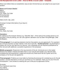 examples of cover letters for receptionist jobs office receptionist cover letter no experience sample for with 21