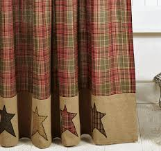 best rustic shower curtains and rodshome design styling