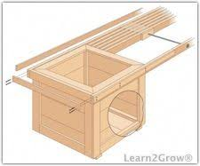How To Make Planter Boxes by What About Building A Raised Planter Along The Entire Front