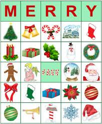 printable christmas bingo cards pictures printable bingo cards for christmas