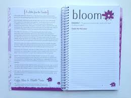 my review bloom daily planners giveaway