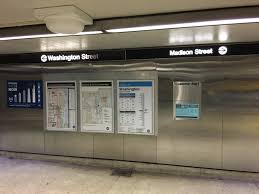 Chicago Airport Train Map by A Complete Guide From O U0027hare To Millennium Park Via Public Transit