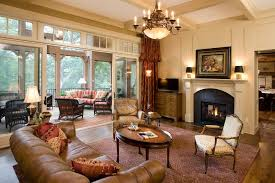 accent chairs for brown leather sofa minneapolis cream living room furniture traditional with brown