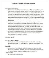 Computer Hardware And Networking Engineer Resume Network Engineer Sample Resume Civil Engineer Resume Cover Letter