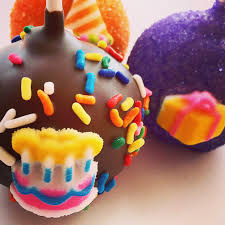 Halloween Themed Cake Pops by New Happy Birthday Cake Pops U2013 The Cupcake Delivers