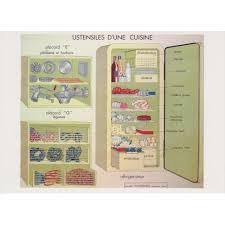 jeux d cuisine 5 cartes ustensiles de cuisine reproduisant les tableaux