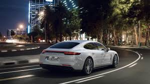 electric porsche panamera porsche plugs panamera turbo se hybrid at new york preview gas 2