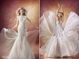 jeweled wedding dresses 24 wedding dresses with jeweled botanical embellishments