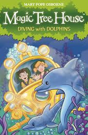 magic tree house thanksgiving on thursday magic tree house 9 diving with dolphins by mary pope osborne