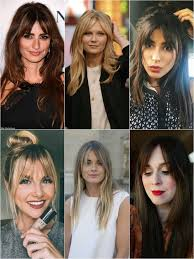 getting wispy curtain bangs bangs pinterest fringes haircut