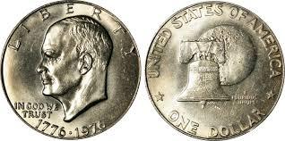 1776 to 1976 quarter dollar your u s coins eisenhower dollar