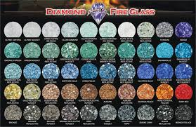 Fire Pit Glass Stones by 22 Unique Fire Pit With Colored Glass Pixelmari Com