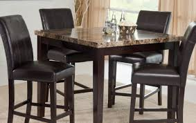 furniture terrifying bar height table chairs kitchen fantastic