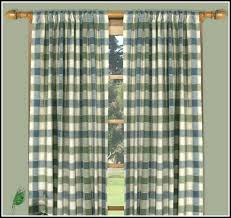 Blue Plaid Curtains Green Plaid Curtains Uk Curtain Panel Blue Woodio