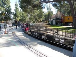 experiencing los angeles l a live steamers griffith park
