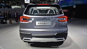 subaru suv concept subaru ascent three row suv set for 2018 launch auto moto