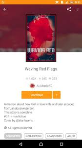 Red Flags Of Abuse Reed And Ink Wattpad