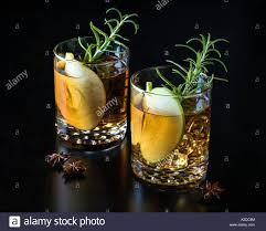 old fashioned cocktail garnish old fashioned bourbon cocktail stock photos u0026 old fashioned