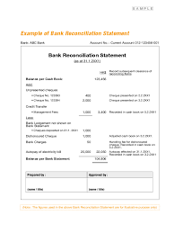 Accountant Resume Sample In Pdf by Bank Reconciliation Template Example Mughals
